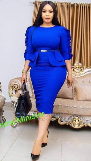Classic Fashion Women Office Dress   Clothing for sale in Lagos State, Lekki