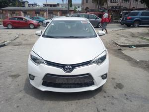 Toyota Corolla 2015 Off White | Cars for sale in Lagos State, Amuwo-Odofin