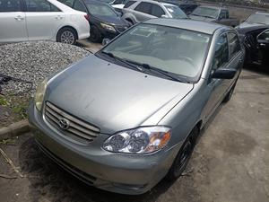 Toyota Corolla 2003 Sedan Automatic Gray | Cars for sale in Lagos State, Amuwo-Odofin