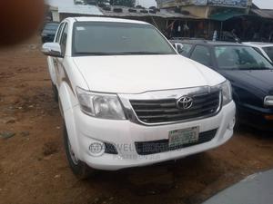 Toyota Hilux 2009 2.7 VVT-i 4X4 SRX White | Cars for sale in Kaduna State, Kaduna / Kaduna State