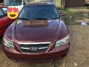 Hyundai Sonata 2008 2.4 Automatic Brown | Cars for sale in Rivers State, Port-Harcourt