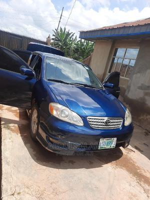 Toyota Corolla 2004 S Blue | Cars for sale in Oyo State, Ibadan