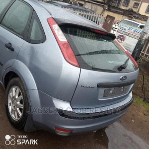 Ford Focus 2007 Blue   Cars for sale in Lagos State, Ifako-Ijaiye