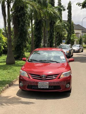Toyota Corolla 2013 Red   Cars for sale in Abuja (FCT) State, Garki 2