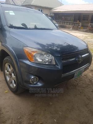 Toyota RAV4 2010 2.5 Limited 4x4 Silver | Cars for sale in Lagos State, Isolo