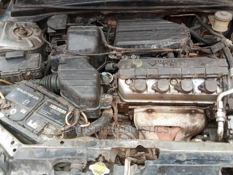 Archive: Honda Civic 2005 1.4i LS Gray