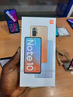 New Xiaomi Redmi Note 10 Pro 64 GB Blue   Mobile Phones for sale in Lagos State, Ikeja