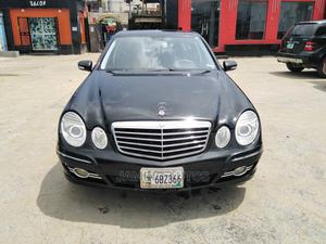 Mercedes-Benz E350 2008 Black | Cars for sale in Lagos State, Alimosho