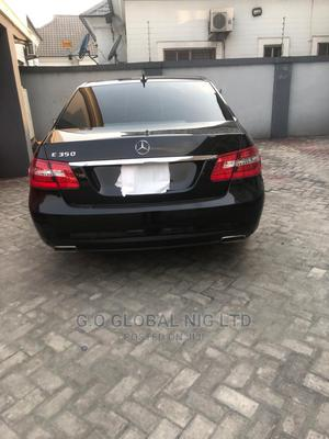 Mercedes-Benz E350 2011 Black | Cars for sale in Rivers State, Port-Harcourt