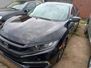 Honda Civic 2020 Sport Sedan Black   Cars for sale in Lagos State, Amuwo-Odofin