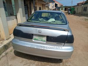 Honda Accord 2001 Silver | Cars for sale in Lagos State, Ojodu