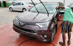 Toyota RAV4 2018 Gray | Cars for sale in Lagos State, Isolo