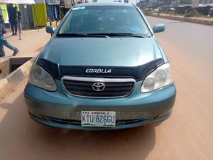 Toyota Corolla 2006 Green | Cars for sale in Ogun State, Sagamu