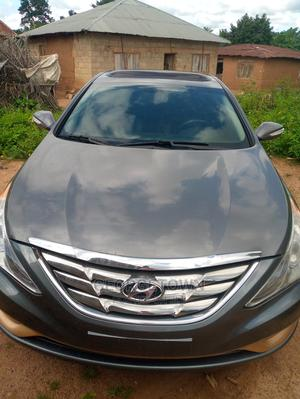Hyundai Sonata 2012 Gray | Cars for sale in Oyo State, Ibadan