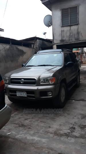 Nissan Pathfinder 2002 SE AWD SUV (3.5L 6cyl 4A) Silver | Cars for sale in Lagos State, Alimosho
