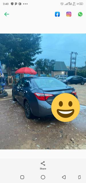 Toyota Corolla 2014 Gray | Cars for sale in Imo State, Owerri