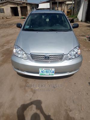 Toyota Corolla 2004 Silver | Cars for sale in Lagos State, Gbagada