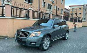 Mercedes-Benz GLK-Class 2010 350 4MATIC Gray | Cars for sale in Lagos State, Ikeja