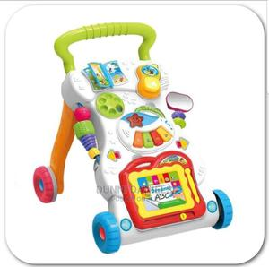 Baby Music Walker | Children's Gear & Safety for sale in Lagos State, Ifako-Ijaiye