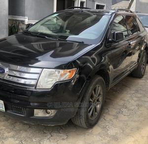 Ford Edge 2008 SE 4dr FWD (3.5L 6cyl 6A) Black | Cars for sale in Rivers State, Port-Harcourt