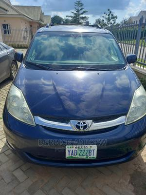 Toyota Sienna 2007 XLE Limited Blue | Cars for sale in Abuja (FCT) State, Lugbe District