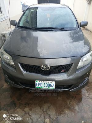 Toyota Corolla 2010 Gray | Cars for sale in Lagos State, Ojodu