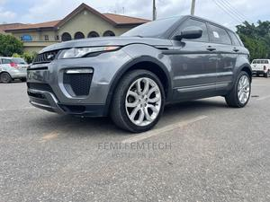 Land Rover Range Rover Evoque 2015 Gray | Cars for sale in Lagos State, Ikeja