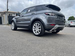 Land Rover Range Rover Evoque 2015 Gray   Cars for sale in Lagos State, Ikeja