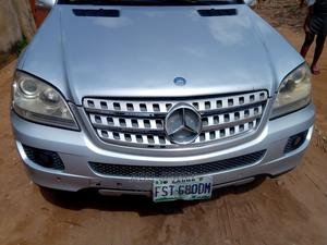 Mercedes-Benz M Class 2007 Silver | Cars for sale in Abuja (FCT) State, Karu