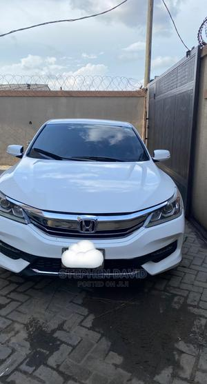 Honda Accord 2014 White | Cars for sale in Lagos State, Yaba