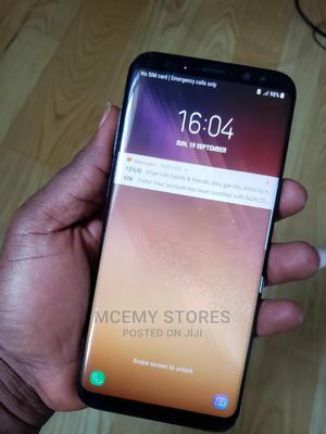 Samsung Galaxy S8 Plus 64 GB Black | Mobile Phones for sale in Lagos State, Yaba