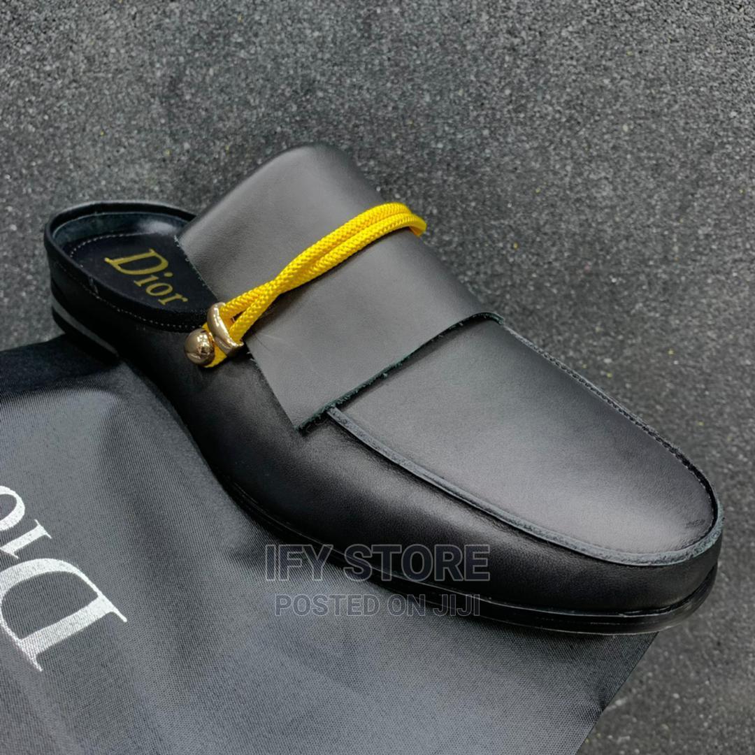 Dior Half Shoe