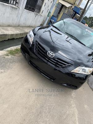 Toyota Camry 2007 Black | Cars for sale in Lagos State, Surulere