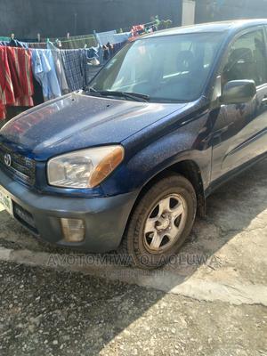 Toyota RAV4 2004 1.8 Blue | Cars for sale in Lagos State, Ikeja