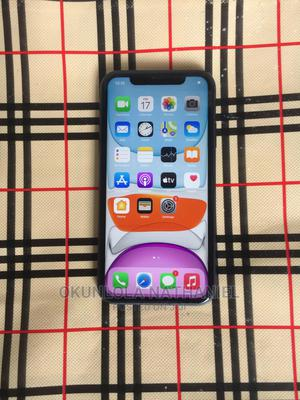 Apple iPhone 11 64 GB Black   Mobile Phones for sale in Lagos State, Alimosho