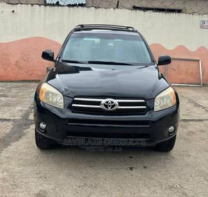 Toyota RAV4 2008 Limited Black   Cars for sale in Lagos State, Agboyi/Ketu