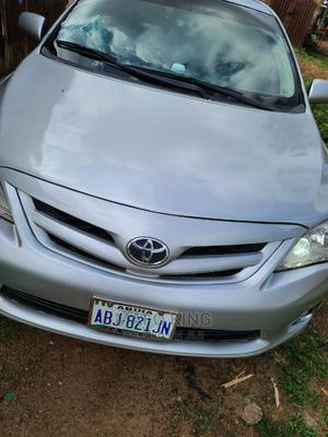 Toyota Corolla 2012 Silver   Cars for sale in Osun State, Ife