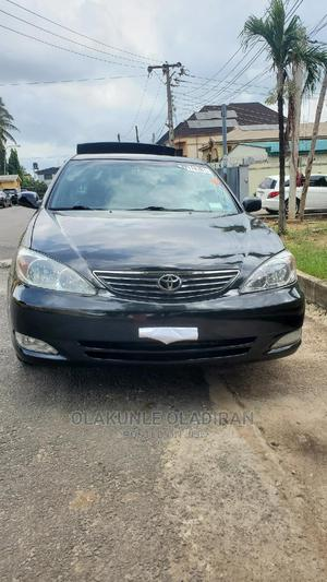 Toyota Camry 2004 Black | Cars for sale in Lagos State, Ikeja