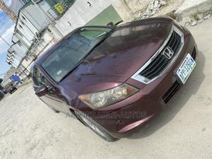 Honda Accord 2009 2.4 Red | Cars for sale in Lagos State, Ikoyi