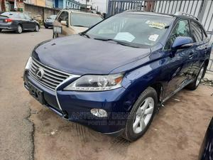Lexus RX 2014 350 AWD Blue   Cars for sale in Lagos State, Surulere
