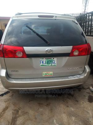 Toyota Sienna 2007 CE FWD Silver   Cars for sale in Lagos State, Ikeja
