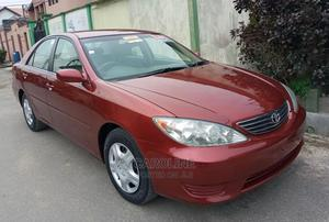 Toyota Camry 2005 Red   Cars for sale in Lagos State, Ikeja