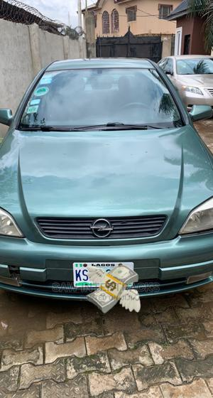 Opel Astra 2000 1.8 Coupe Green   Cars for sale in Lagos State, Abule Egba