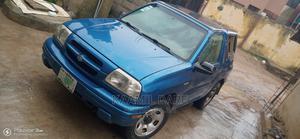 Suzuki Vitara 2003 Cabriolet Blue | Cars for sale in Ogun State, Ado-Odo/Ota