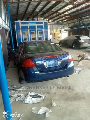 Honda Accord 2007 2.0 Comfort Blue | Cars for sale in Lagos State, Surulere