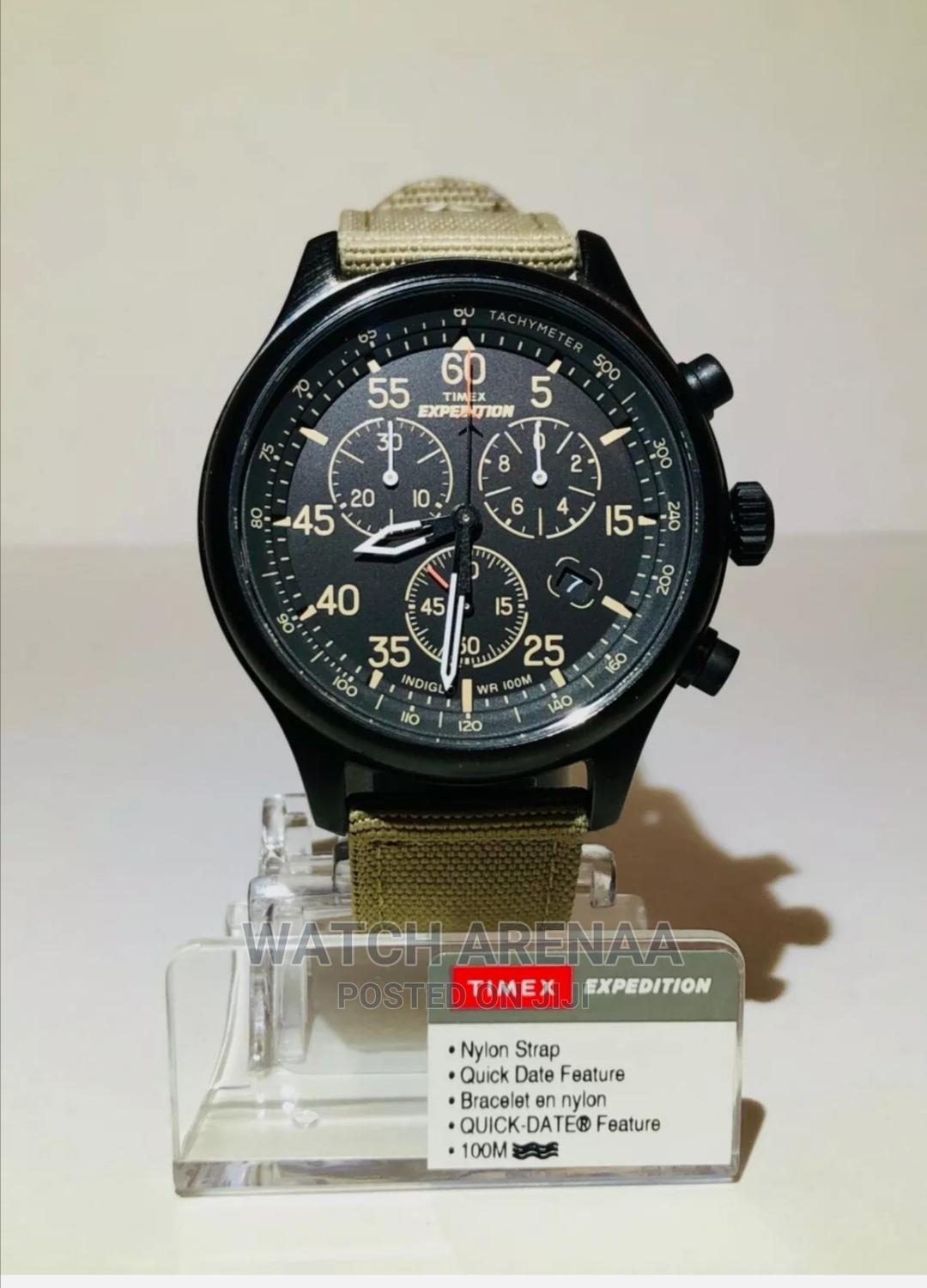Timex Expedition Chronograph TW4B10200 Watch