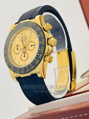 Original Rolex Rubber Trap Watches | Watches for sale in Lagos State, Surulere