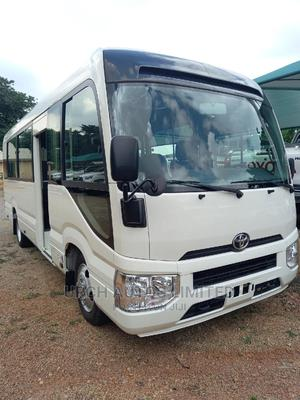 Brand Toyota Coaster 2020 White | Buses & Microbuses for sale in Abuja (FCT) State, Wuse 2
