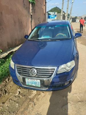 Volkswagen Passat 2007 2.0 Blue | Cars for sale in Lagos State, Isolo