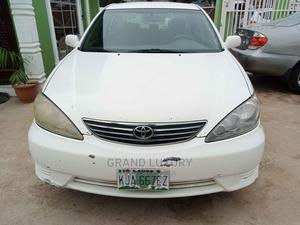 Toyota Camry 2005 White   Cars for sale in Lagos State, Agege